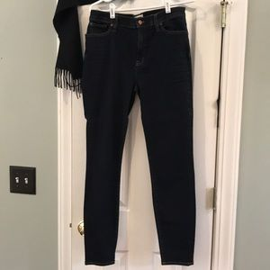 JCrew Lookout Highrise Skinny Jeans!